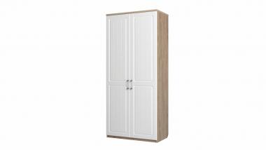 Шкаф 2-х дверный для одежды Визит-17